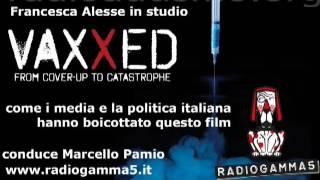 Vaxxed: Francesca Alesse ed il boicottaggio del film 1-11-2016