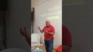 Convegno Valica: intervento del prof. Antonio Marfella