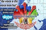 V trasmissione Radio Autismo Italia SABATO 11-4-2015