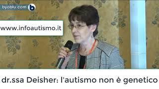 L'autismo non è genetico. Lo dice la dr.ssa Deisher al congresso dell'Ordine nazionale biologi