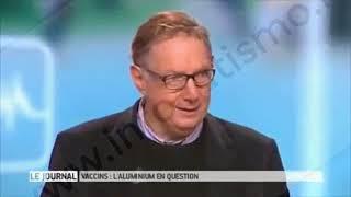 prof. Gherardi: come l'alluminio dei vaccini iniettato nel muscolo va al cervello provocando danni.