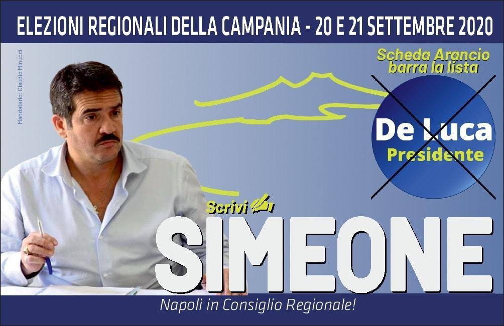 Perchè votare Nino Simeone