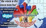 XIV trasmissione Radio Autismo Italia: Giorgio Tremante 04-06-2015 ORE 21.00